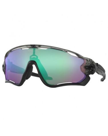 Oakley Glasses Jawbreaker Grey Ink/Prizm Road Jade