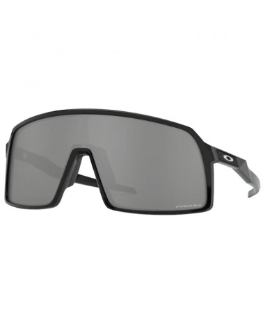 Oakley Cycling Glasses Sutro Polished Black/Prizm Black Iridium