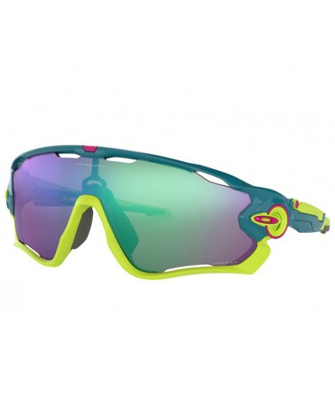Oakley Glasses Jawbreaker Jolt Collection Matte Balsam/Prizm Road Jade