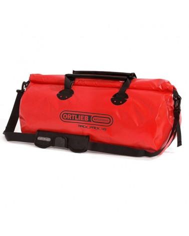 Ortlieb Borsone Rack-Pack L 49 Litri, Rosso