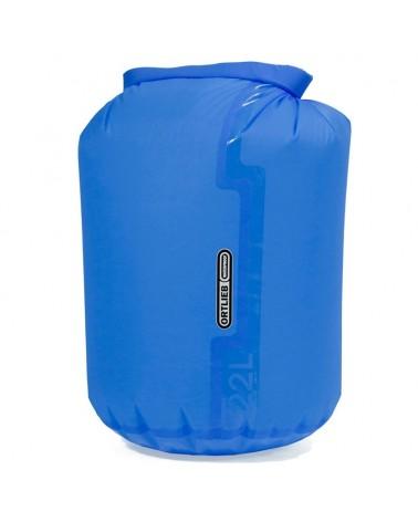 Ortlieb Ultra Lightweight Dry Bag PS10 K20605 Sacca Stagna 22 L, Ocean Blue