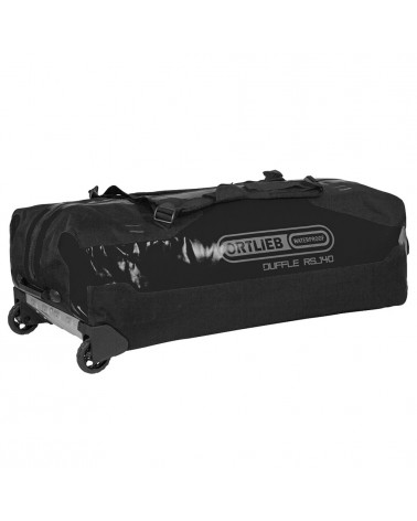Ortlieb Duffle RS K13201 Borsone/Trolley 140 L, Black