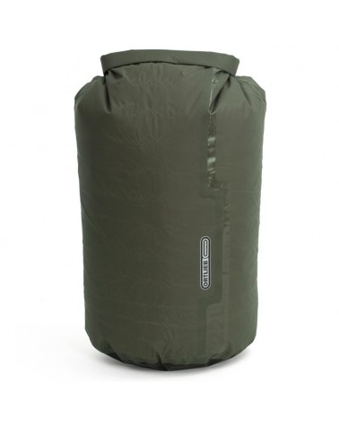 Ortlieb Ultra Lightweight Dry Bag PS10 K20604 Sacca Stagna 22 L, Olive