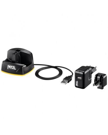 Petzl Caricabatterie Accu 2 Duo Z1