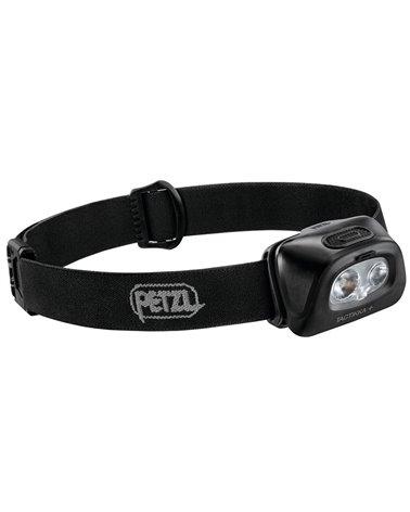 Petzl Tactikka + Lampada Frontale, Nero