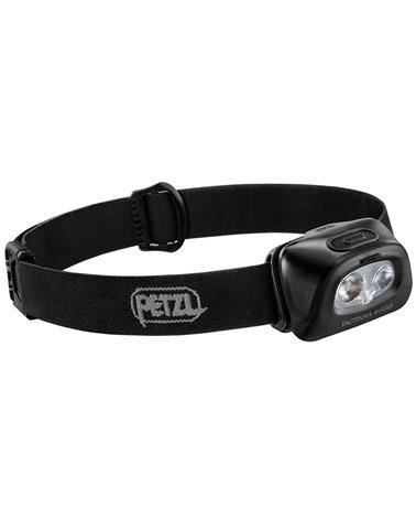 Petzl Tactikka +RGB Headlamp, Black