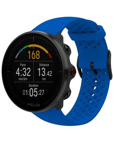 Polar Vantage M Multisport Watch GPS Wrist-Based HR Size M/L, Blue