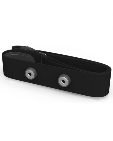 Polar Soft Strap Size M/XXL Replacement for H9 Heart Rate Monitor, Black (One Size Fits All)