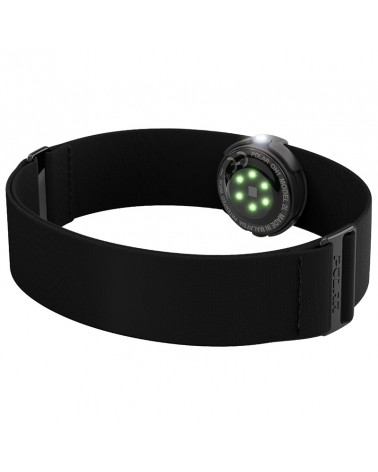 Polar OH1 OHR Black Optical Heart Rate Monitor Armband + Clip (One Size Fits All)