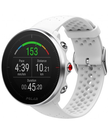 Polar Vantage M Multisport Watch GPS Wrist-Based HR,  White Size M/L