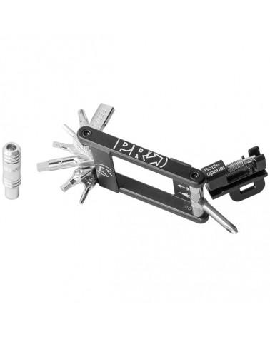 Pro Mini Tool + Luce LED Nero 14 Funzioni