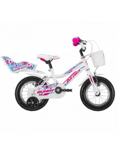 "Atala Bunny 12"" 1s Girl, White"