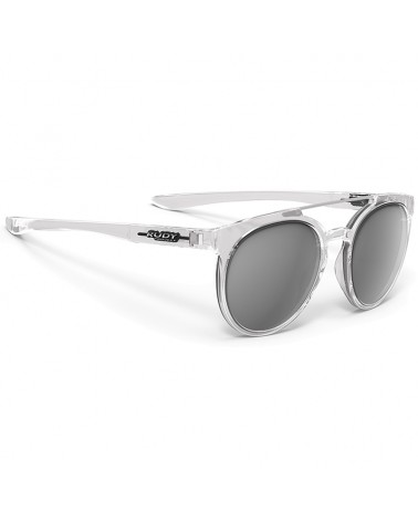 Rudy Project Occhiali Astroloop, Crystal Gloss/Laser Black