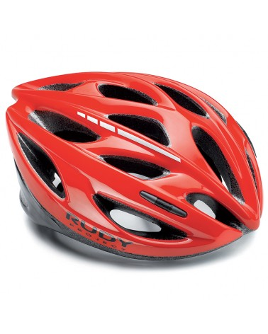 Rudy Project Zumy Cycling Helmet, Red (Shiny)
