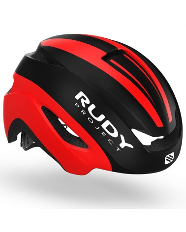 Rudy Project Volantis Cycling Helmet, Red/Black (Shiny)