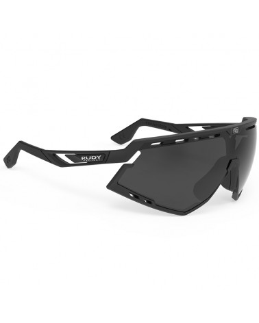 Rudy Project Defender Cycling Glasses, Black Matte/Black - RP Smoke
