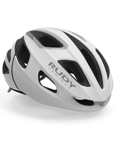 Rudy Project Strym Cycling Helmet, White Stealth (Matte)