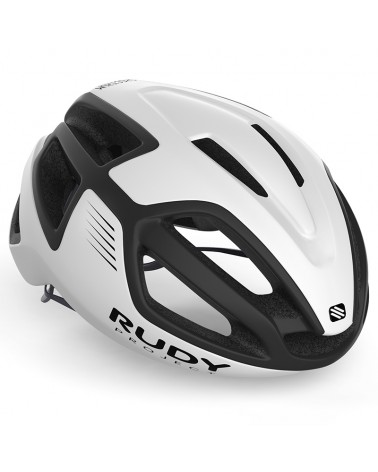 Rudy Project Spectrum Cycling Helmet, White/Black (Matte)