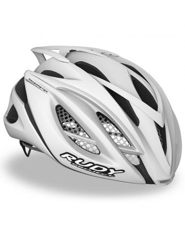 Rudy Project Helmet Racemaster, White Stealth (Matte)
