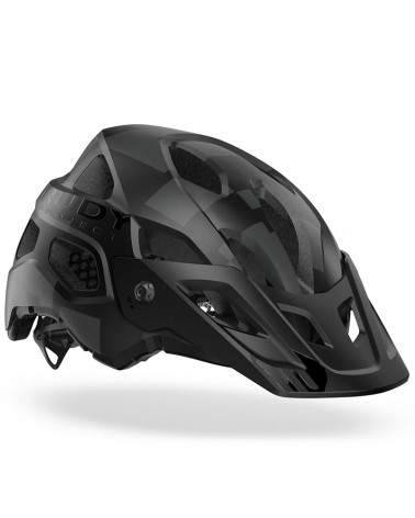 Rudy Project Protera+ Cycling Helmet, Black Stealth (Matte)