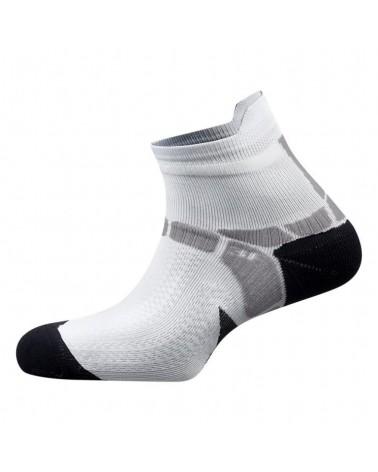 Salewa Calze Lite Training Socks, White/Black