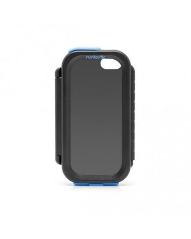 Runtastic Custodia Protettiva Bici Per iPhone 4/4S, Nero