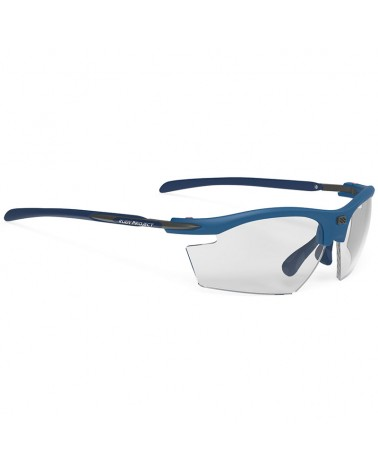 Rudy Project Rydon Cycling Glasses, Pacific Blue Matte -Impactx Photochromic 2 Black