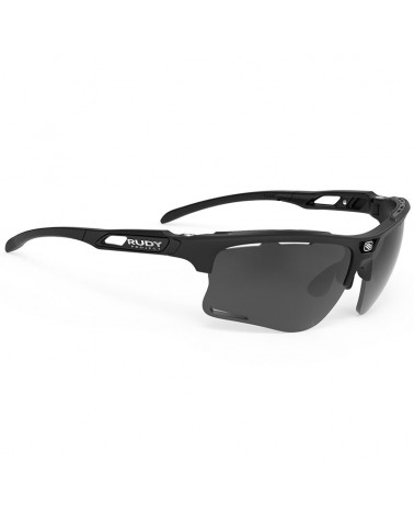 Rudy Project Keyblade Cycling Glasses, Black Matte - Smoke Black