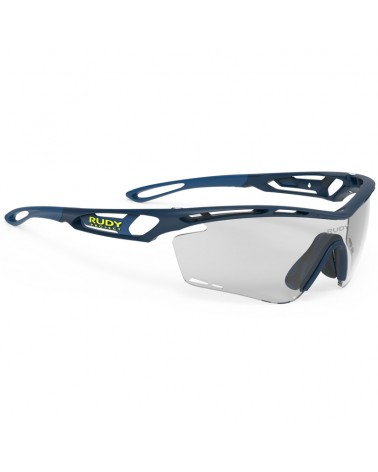 Rudy Project Glasses Tralyx, Blue Navy Matte - ImpactX Photochromic 2 Black