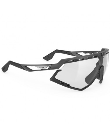 Rudy Project Defender Cycling Glasses Graphene Collection, G-Grey - ImpactX Photochromic 2 Black
