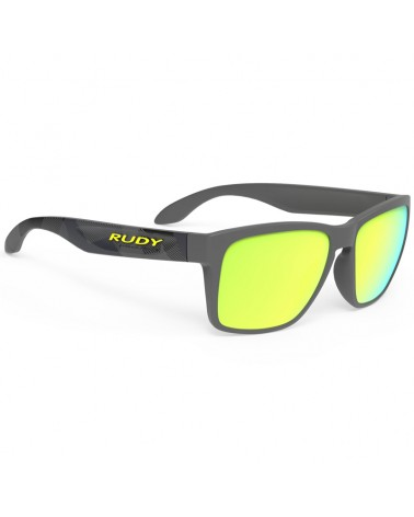 Rudy Project Occhiali Spinhawk, Pyombo Matte/Camo Pyombo - RP Optics Multilaser Green