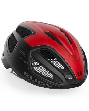 Rudy Project Spectrum Cycling Helmet, Red/Black (Matte)