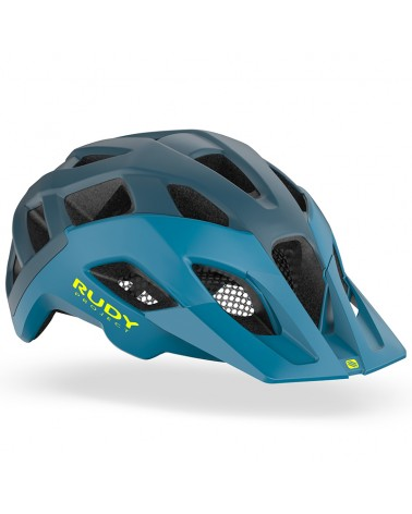 Rudy Project Crossway Cycling Helmet, Ocean/Pacific Blue (Matte)