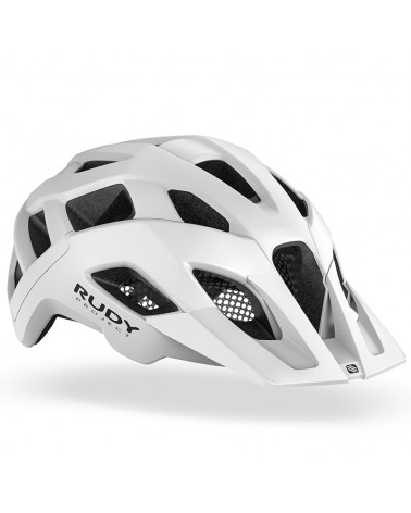 Rudy Project Crossway Cycling Helmet, White/White (Matte)