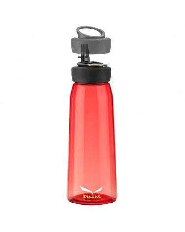 Salewa Runner Bottle 0.75 L Borraccia, Red