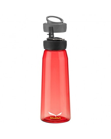 Salewa Runner Bottle 1 L Borraccia, Red
