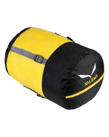 Salewa Sacca a Compressione per Sacchiletto Taglia S Compression Stuffsack S, Yellow