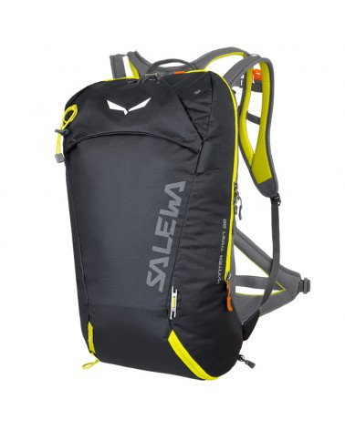 Salewa Winter Train 26 Ski Mountaineering Backpack 26 L, Black