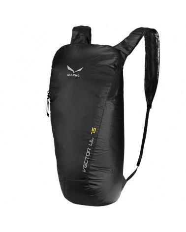 Salewa Vector Ultralight 15 Packable Backpack, Black