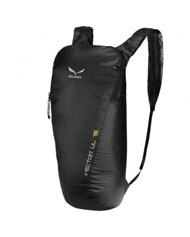 Salewa Vector Ultralight 15 Zaino Comprimibile 15 L, Nero