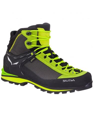 Salewa MS Crow GTX Gore-Tex Men's Trekking Boots, Cactus/Sulphur Spring
