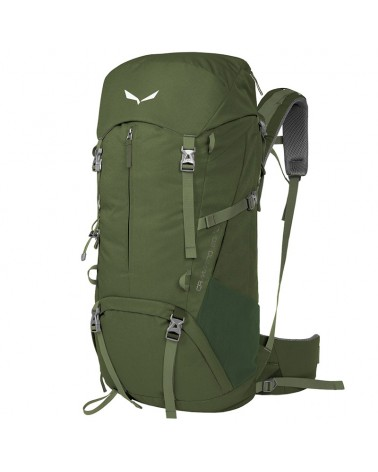 Salewa Cammino 60+10 Liters Trekking Backpack, Kombu Green