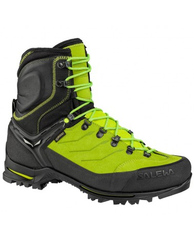 Salewa Vultur Evo GTX Gore-Tex MS Men's Alpine Boots, Black/Cactus