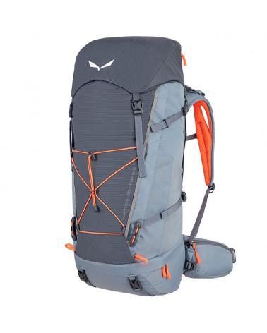 Salewa Alptrek 38+5 Zaino Trekking Donna 43 Litri, Ombre Blue/Flintstone