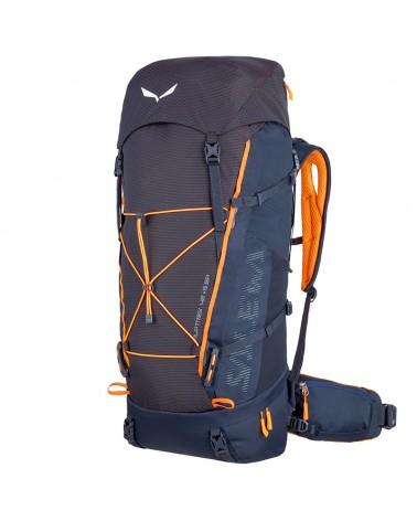 Salewa Alptrek 42+5 Zaino Trekking 47 Litri, Premium Navy