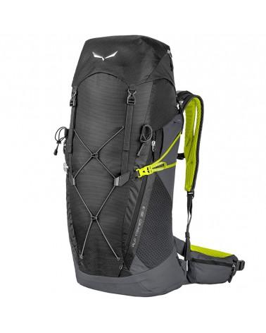 Salewa Alp Trainer 35+3 Zaino Trekking 38 Litri, Black
