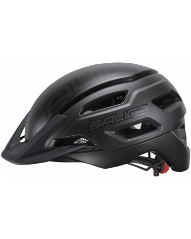 Salice Stelvio Cycling Helmet, Black