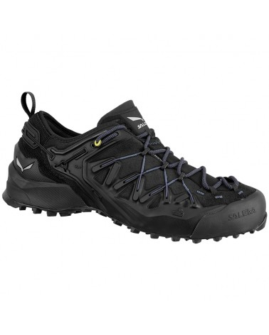 Salewa MS Wildfire Edge GTX Gore-Tex Scarpe Uomo, Black/Black