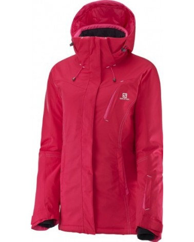 Salomon Giacca Donna Enduro Jacket W, Lotus Pink (Size M)