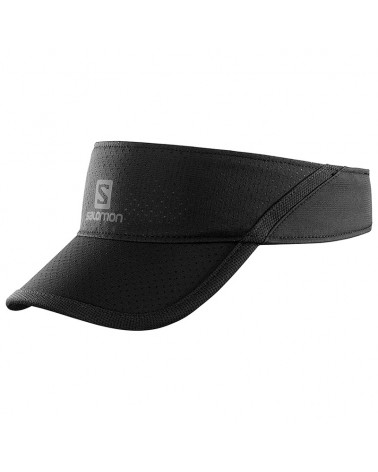 Salomon Xa Visor, Black/Black (One Size Fits All)